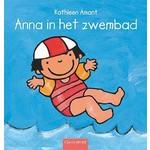 Clavis Uitgeverij Anna in het zwembad
