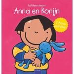 Clavis Uitgeverij Anna en konijn