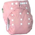 LittleLamb One Size Pocketluier (Blush)