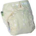 LittleLamb One Size Pocketluier (Cream)