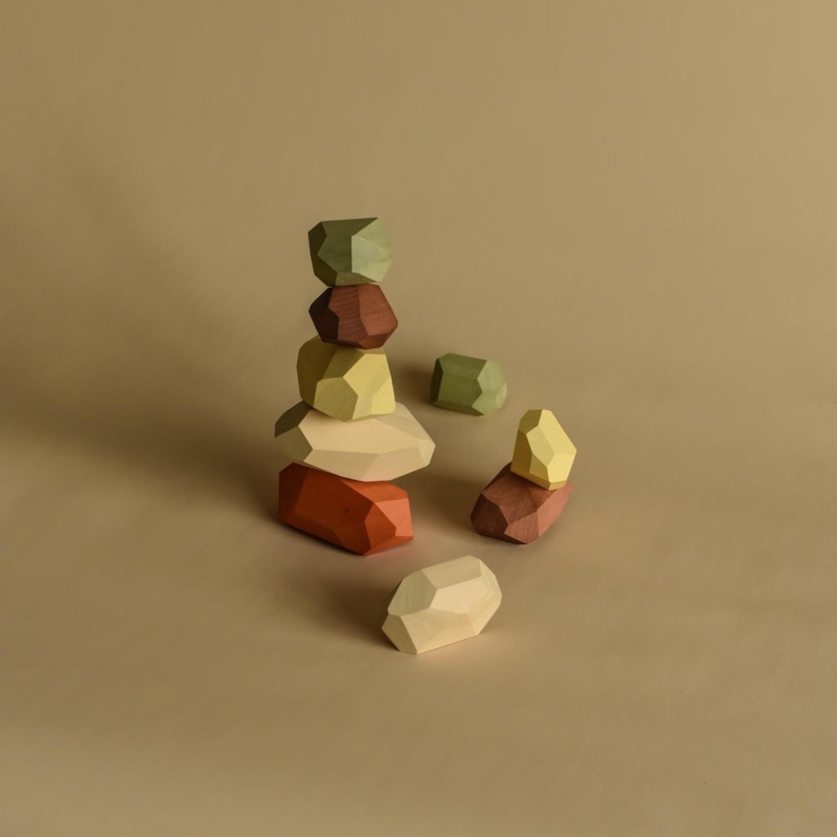 MinMin Copenhagen Balancing Stones (Earthy)