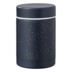 Fresk Thermos voedselcontainer 300ml (Indigo dots)