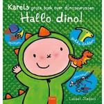 Clavis Hallo dino! Karels grote boek over dinosaurussen