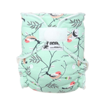 Anavy Nachtluier (Maxi XL) VELCRO - Birds mint