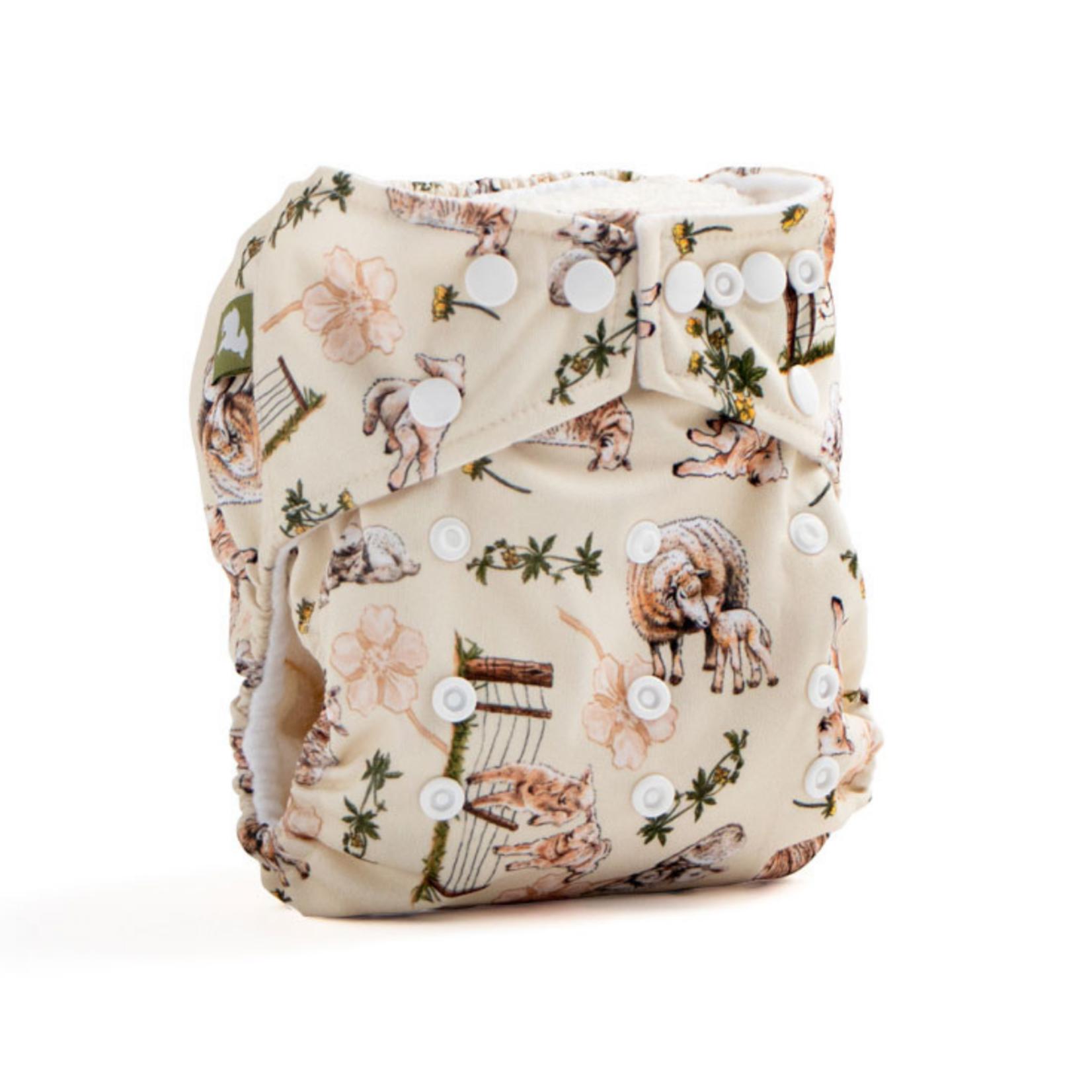 LittleLamb One Size Pocketluier (Loving ewe)