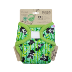 Petit Lulu Pocketluier (Panda Bears) Velcro