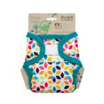 Petit Lulu Pocketluier (Floral Cubes) Velcro