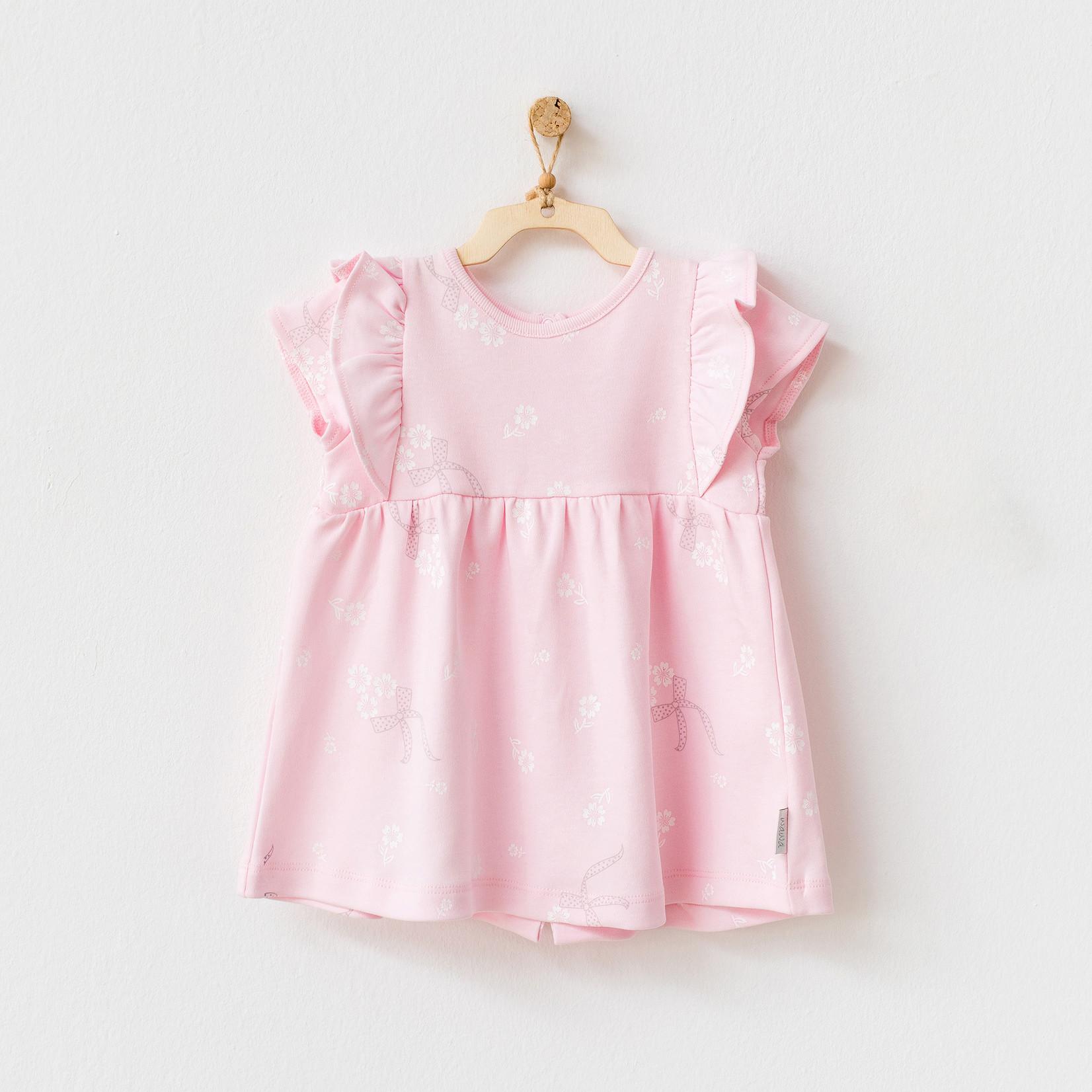 Babymeisjes Roze Jurk