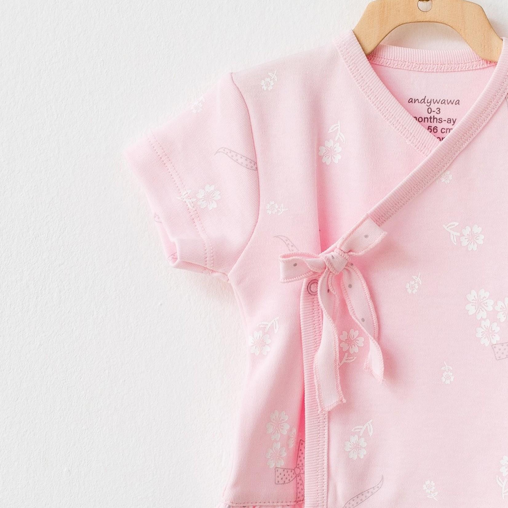 Baby Overslagshirt