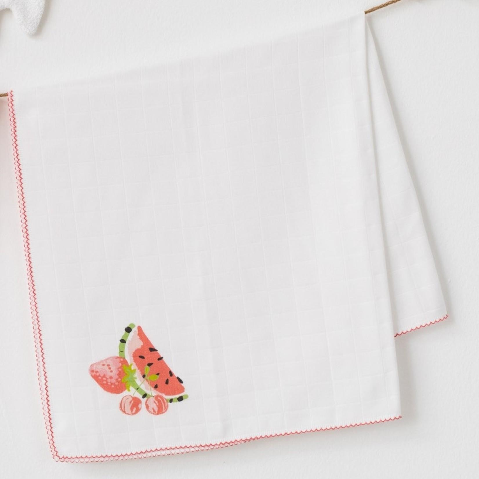 Driedelige Handdoek Set voor Babymeisjes