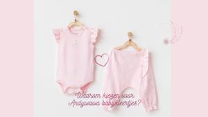 Waarom kiezen voor Andywawa babykleertjes?