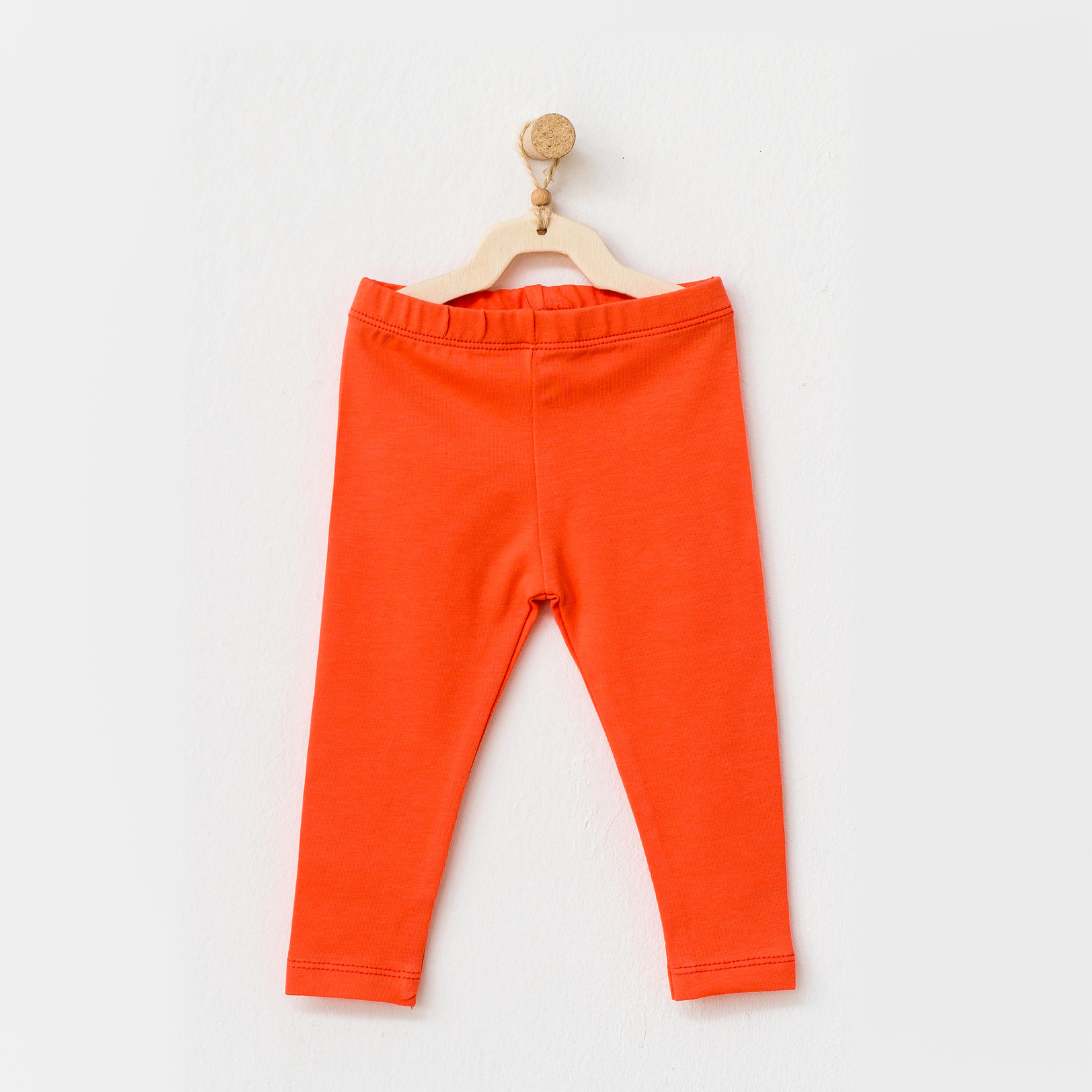 Baby Meisjes Legging Oranje