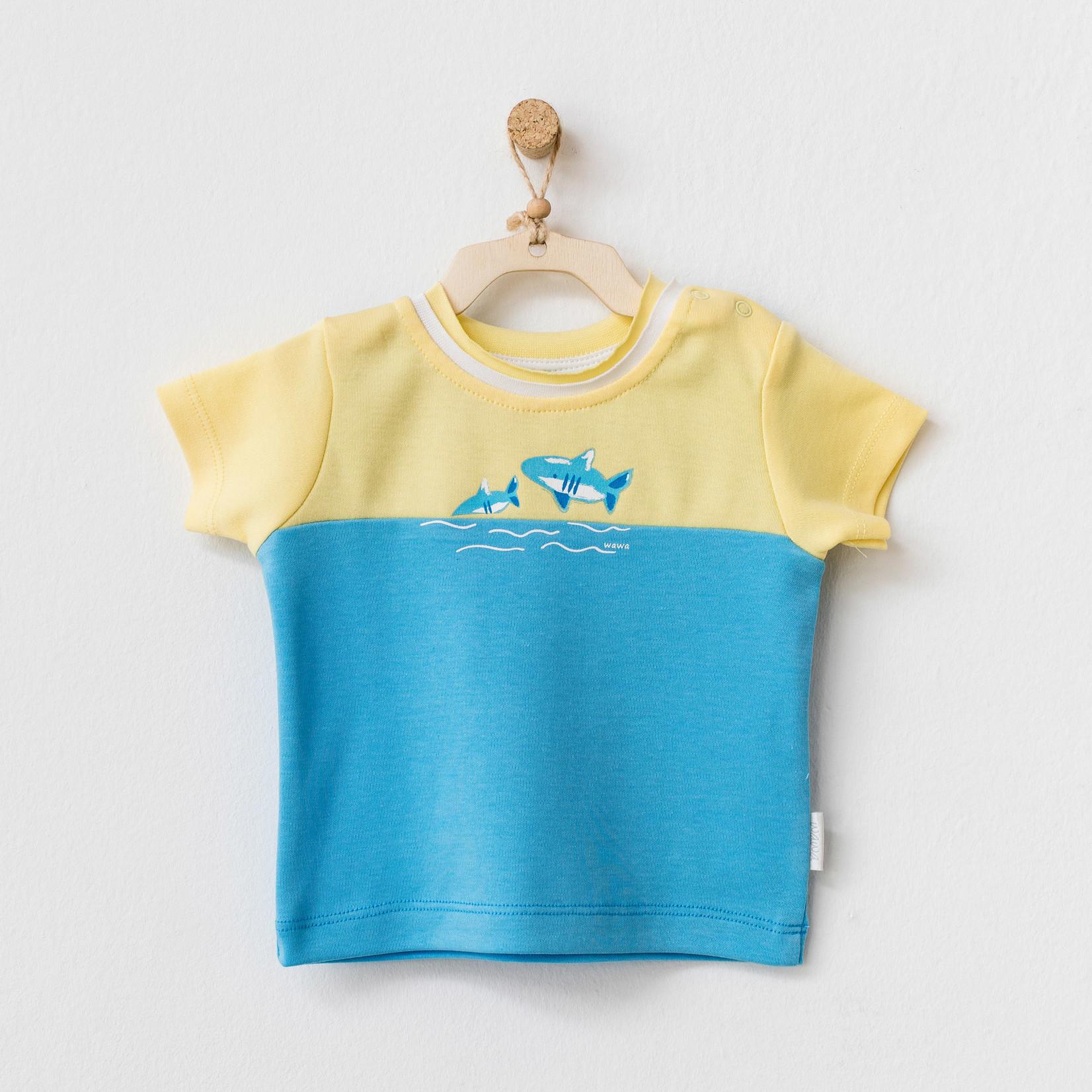 T-shirt met Dolfijnen