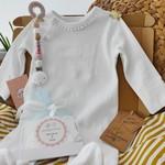 Kraamcadeau Set voor Babymeisjes Lelie