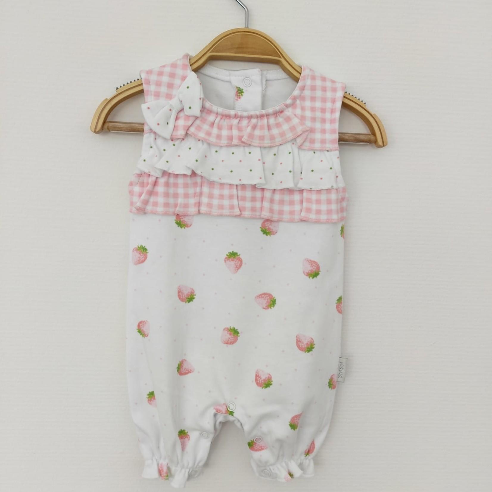 Babymeisjes Zomers Pakje en Haarband