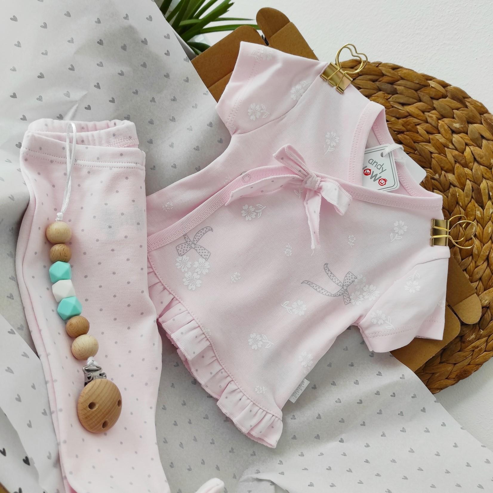 Kraamcadeau Set voor Babymeisjes Dahlia