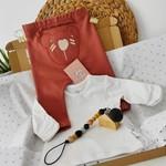 Kraamcadeau Set voor Babymeisjes Narcis