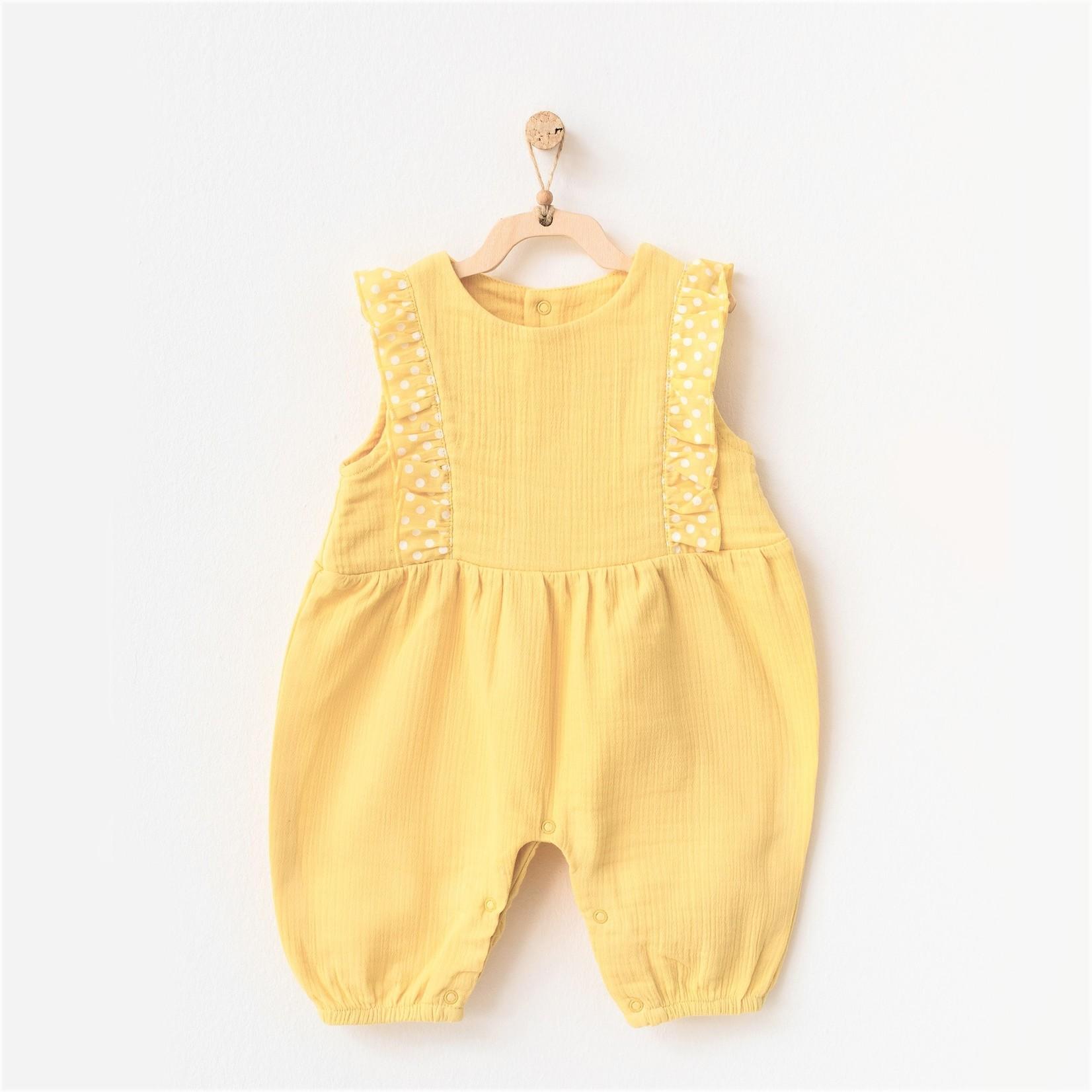 Zomers Pakje voor Babymeisjes Geel