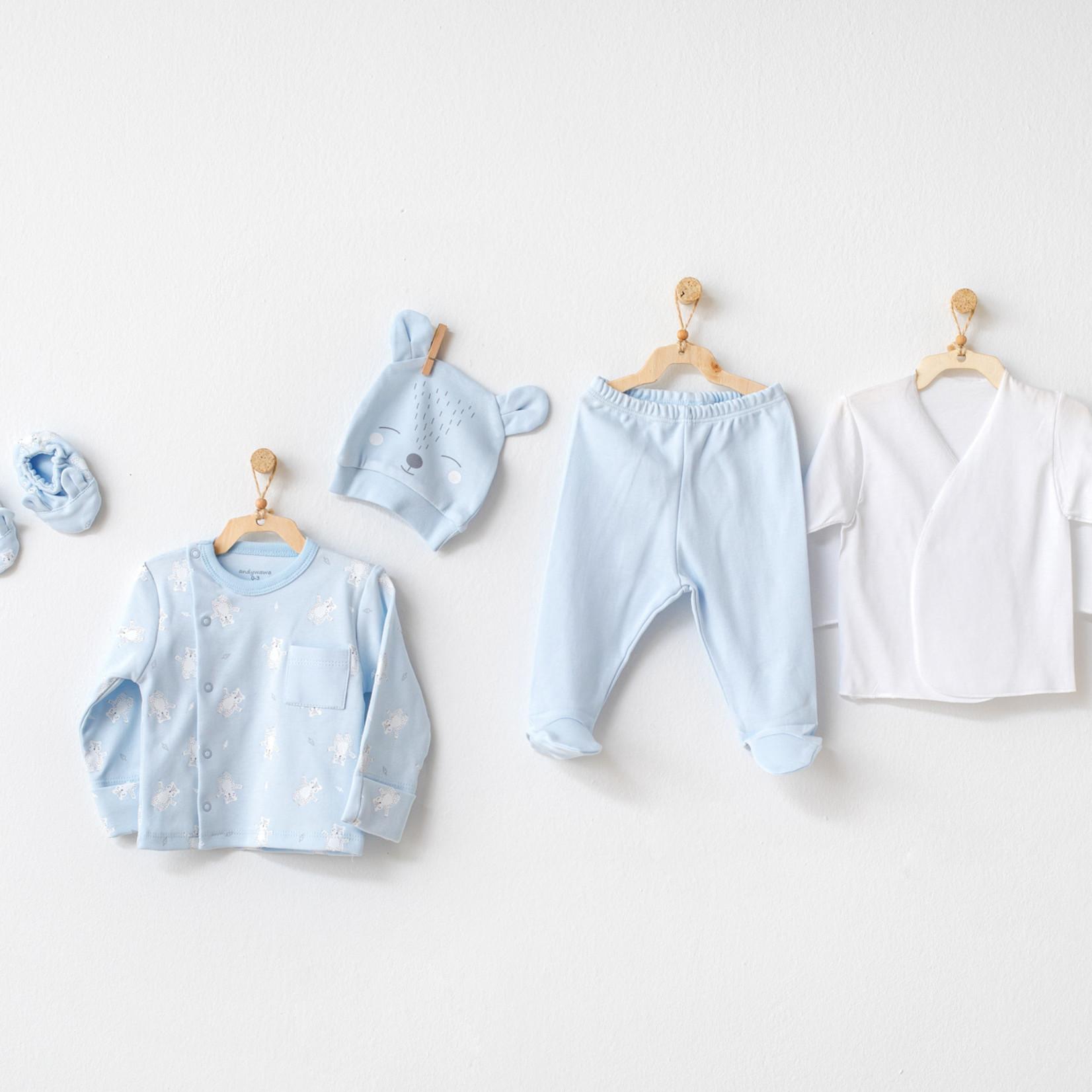 Newborn Set voor Babyjongens