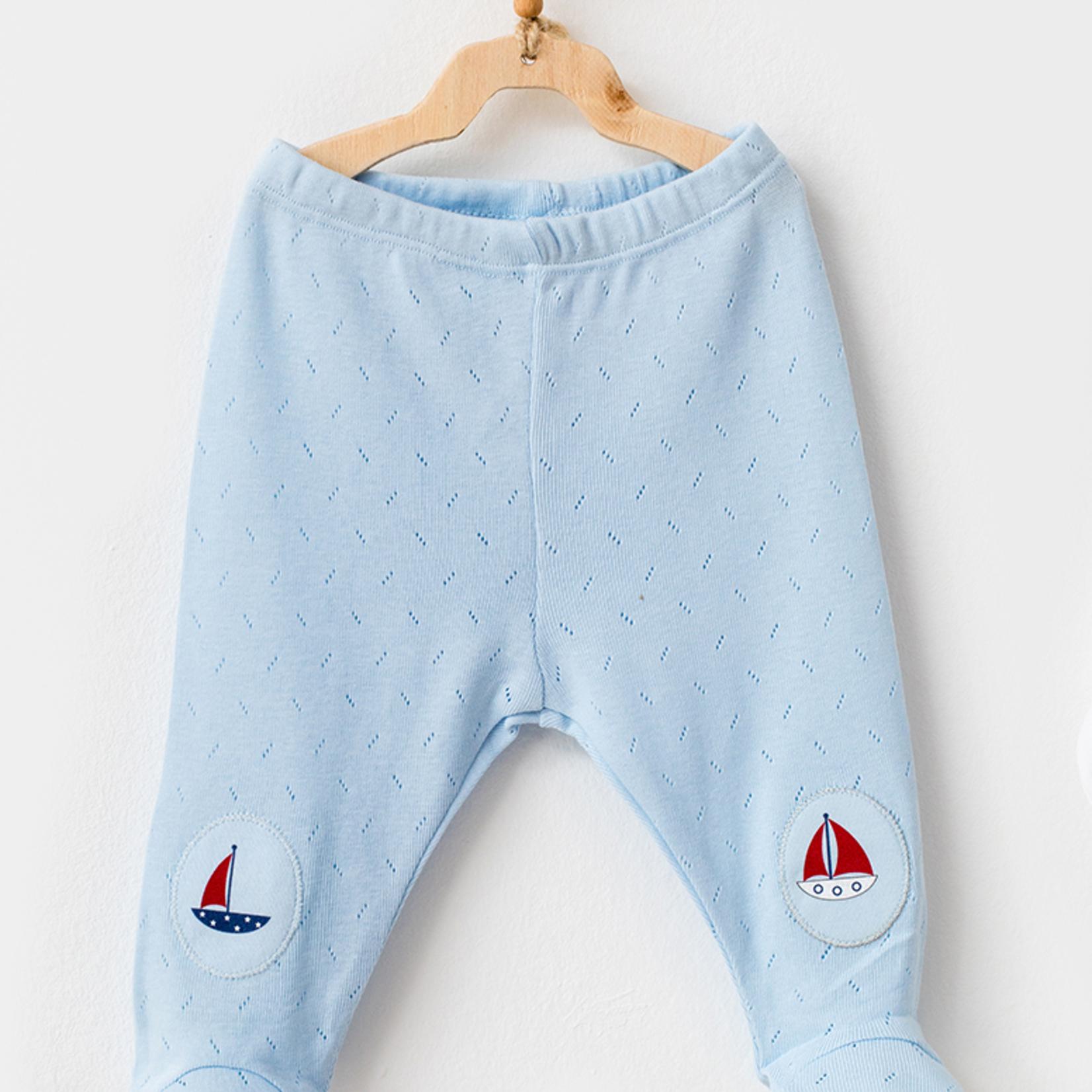 Newborn Set voor Babyjongens Seaside Life