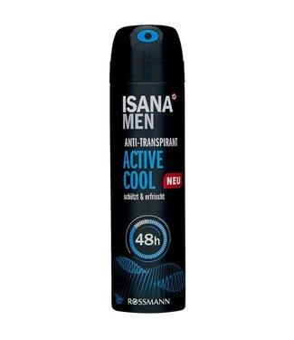 ISANA MEN ISANA MEN Deodorant Spray Active Cool