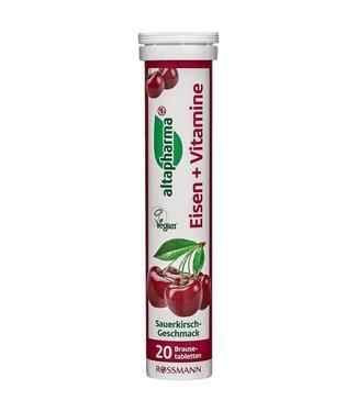 ALTAPHARMA ALTAPHARMA Bruistabletten IJzer + Vitamines