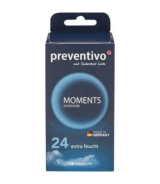 PREVENTIVO PREVENTIVO Moments Condooms