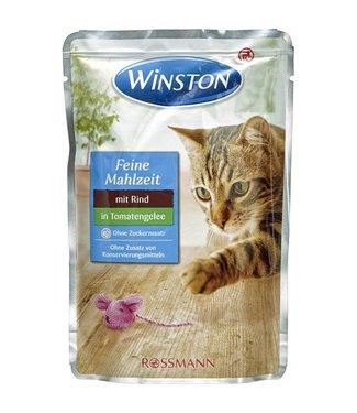 WINSTON WINSTON Maaltijdzakje Rundvlees in Tomatengelei