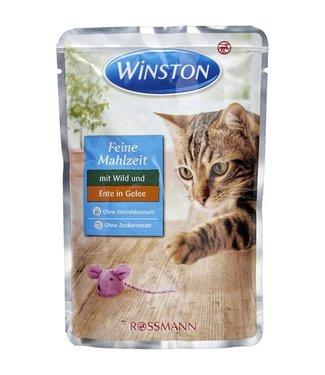 WINSTON WINSTON Maaltijdzakje Eend & Wild