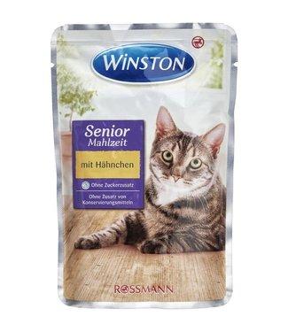 WINSTON WINSTON  Maaltijdzakje Kip in Saus (Senior)