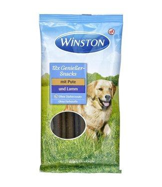WINSTON WINSTON Hondensnacks met Kalkoen en Lamsvlees