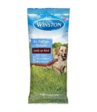 WINSTON WINSTON Hondensnacks Salami