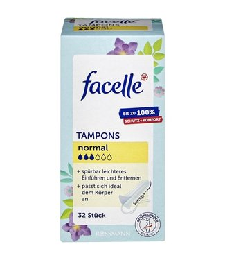 FACELLE FACELLE Tampons Normal