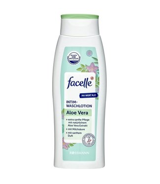 FACELLE FACELLE Intieme Waslotion Aloe Vera