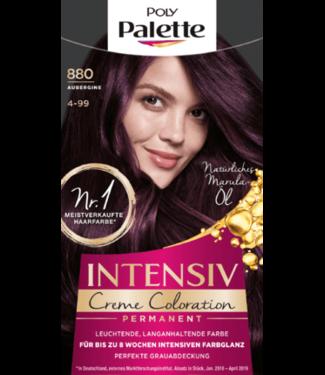 POLY PALETTE Poly Palette Haarverf Kleur Aubergine 880