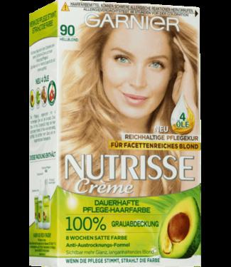 Garnier Nutrisse Garnier Nutrisse Haarverf Kleur Lichtblond 90