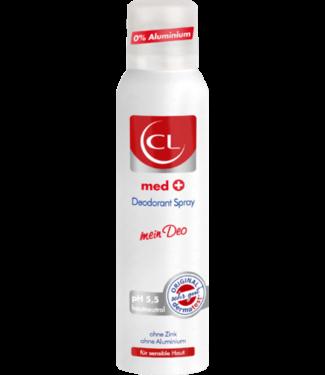 CL CL Deo Spray Deodorant Med