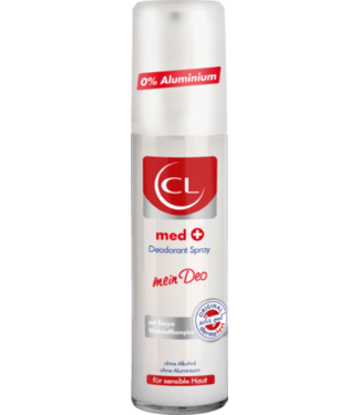 CL CL Deo Verstuiver Deodorant Med