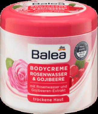 Balea Balea Bodycrème Rozenwater & Gojibessen