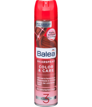 Balea Balea Color & Care Haarspray