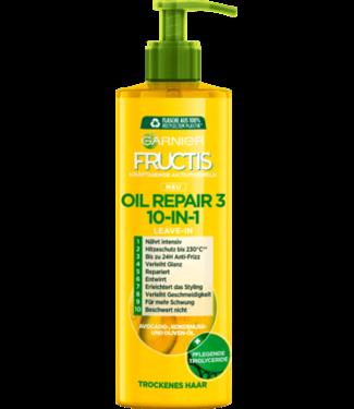 Garnier Fructis Garnier Fructis Haarkuur 10-in-1 Leave-In Oil Repair 3