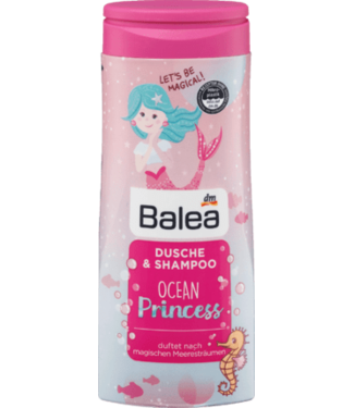 Balea Balea Kids Douche & Shampoo Ocean Princess