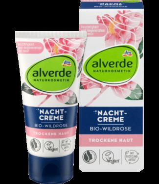 ALVERDE NATURKOSMETIK alverde Nachtcrème Bio-Wildrose