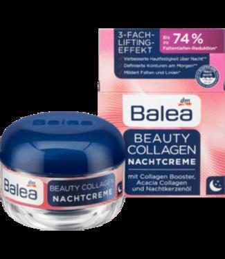 Balea Balea Nachtcrème Beauty Collageen met Collageen Booster