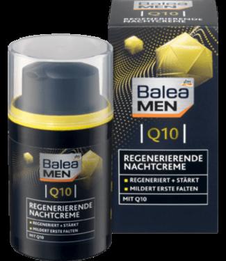 Balea MEN Balea MEN Q10 Regenererende Nachtcrème