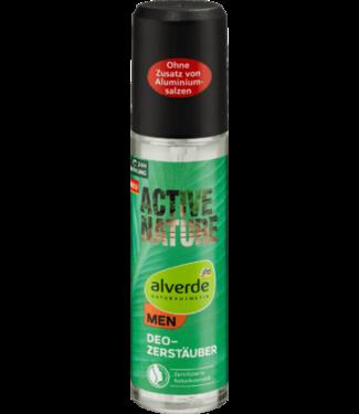 ALVERDE MEN NATURKOSMETIK  alverde MEN Deodorant Verstuiver Active Nature