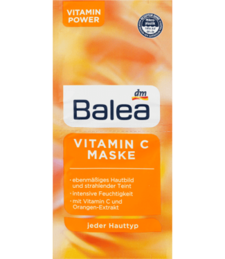 Balea Balea Vitamine C Masker