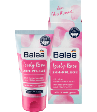 Balea Balea Lovely Rose 24H Verzorging