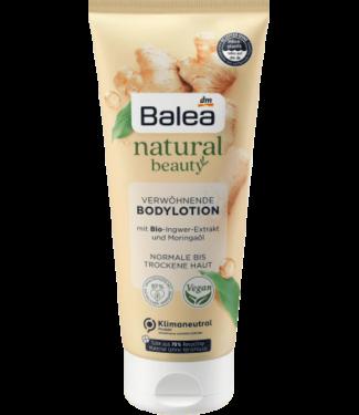 Balea Balea Natural Beauty Bodylotion Bio-Gemberextract en Moringa-olie