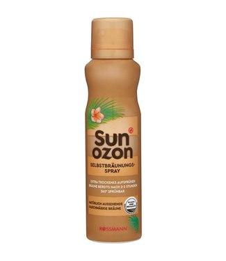 SUNOZON SUNOZON Zelfbruiningsspray